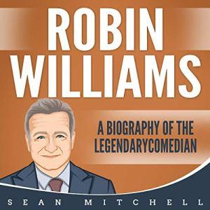 Robin Williams audiobook cover art