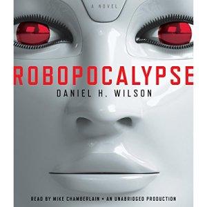 Robopocalypse audiobook cover art