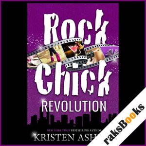 Rock Chick Revolution audiobook cover art