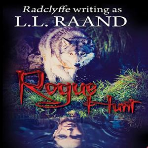 Rogue Hunt audiobook cover art