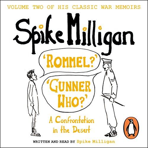 'Rommel?' 'Gunner Who?' audiobook cover art