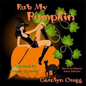 Rub My Pumpkin audiobook cover art
