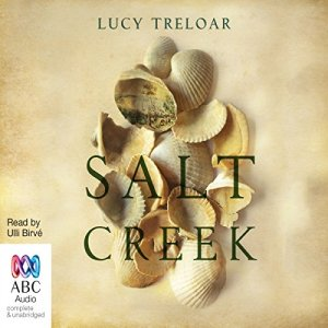 Salt Creek audiobook cover art