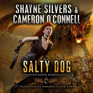 Salty Dog audiobook cover art