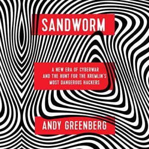 Sandworm audiobook cover art