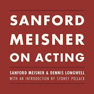 Sanford Meisner on Acting audiobook cover art