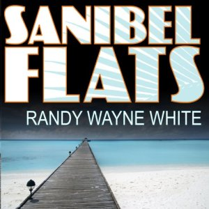 Sanibel Flats audiobook cover art