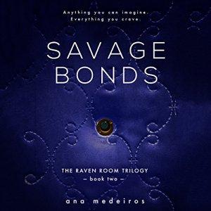 Savage Bonds audiobook cover art