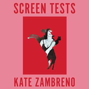 Screen Tests audiobook cover art
