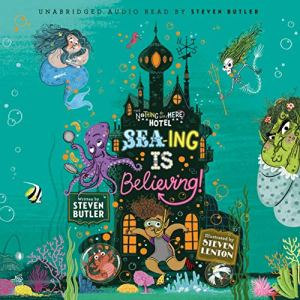 Sea-ing is Believing! audiobook cover art