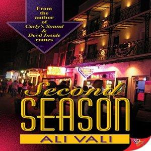 Second Season audiobook cover art