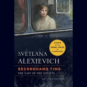Secondhand Time audiobook cover art