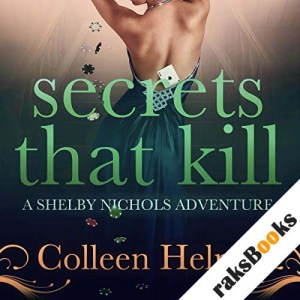Secrets That Kill audiobook cover art