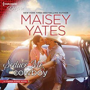 Seduce Me, Cowboy audiobook cover art