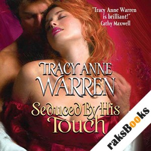 Seduced by His Touch audiobook cover art