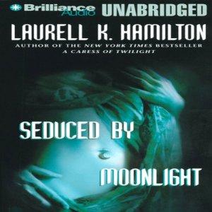 Seduced by Moonlight audiobook cover art