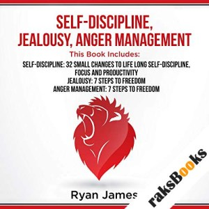 Self-Discipline, Jealousy, Anger Management audiobook cover art