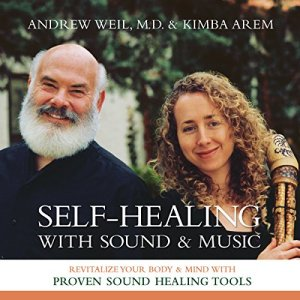 Self-Healing with Sound and Music audiobook cover art