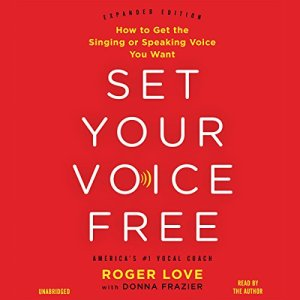 Set Your Voice Free audiobook cover art
