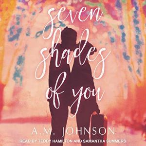 Seven Shades of You audiobook cover art