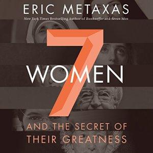 Seven Women audiobook cover art