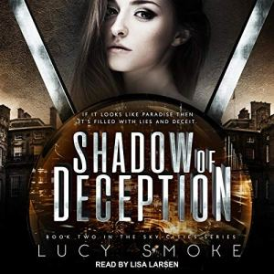 Shadow of Deception audiobook cover art