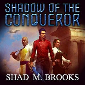 Shadow of the Conqueror audiobook cover art