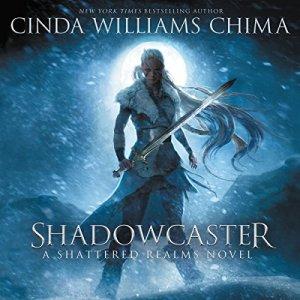 Shadowcaster audiobook cover art