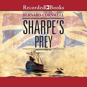 Sharpe's Prey: Denmark, 1807 audiobook cover art