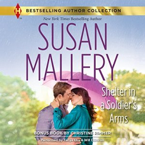 Shelter in a Soldier's Arms audiobook cover art