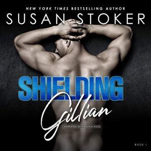 Shielding Gillian audiobook cover art