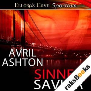 Sinner, Savior audiobook cover art
