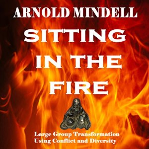 Sitting in the Fire audiobook cover art