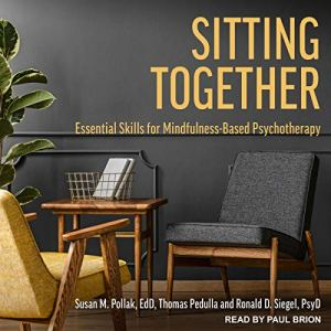 Sitting Together audiobook cover art