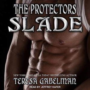 Slade audiobook cover art