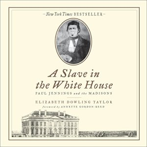 Slave in the White House audiobook cover art