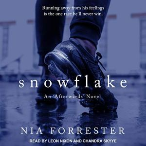 Snowflake audiobook cover art
