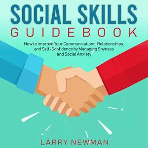 Social Skills Guidebook audiobook cover art