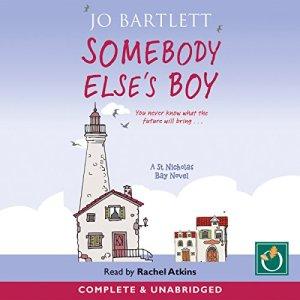 Somebody Else's Boy audiobook cover art