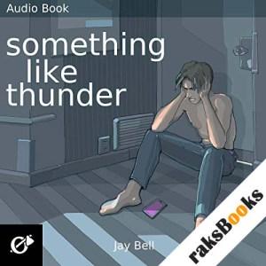 Something Like Thunder audiobook cover art