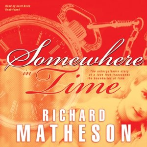 Somewhere in Time audiobook cover art