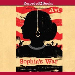 Sophia's War audiobook cover art