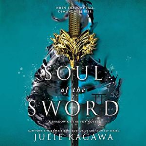 Soul of the Sword audiobook cover art
