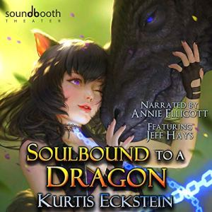Soulbound to a Dragon audiobook cover art