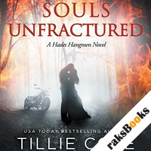 Souls Unfractured audiobook cover art