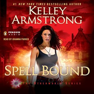 Spell Bound audiobook cover art