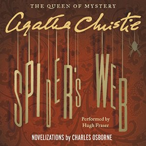 Spider's Web audiobook cover art