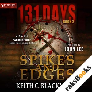 Spikes and Edges audiobook cover art