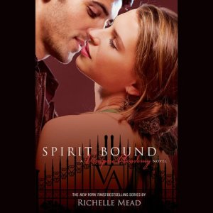 Spirit Bound audiobook cover art