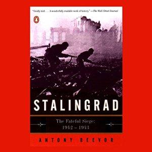 Stalingrad audiobook cover art